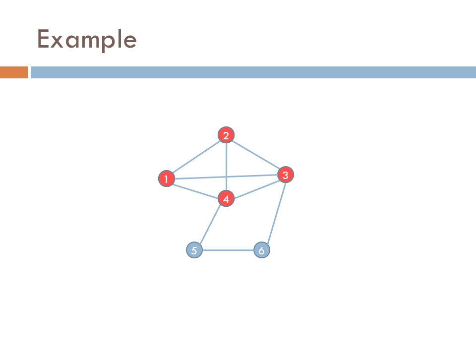 MCP in Very Large Graphs (cont.)  Some approaches were developed for studying the properties of real-life massive graphs using only the information about a small part of the graph.