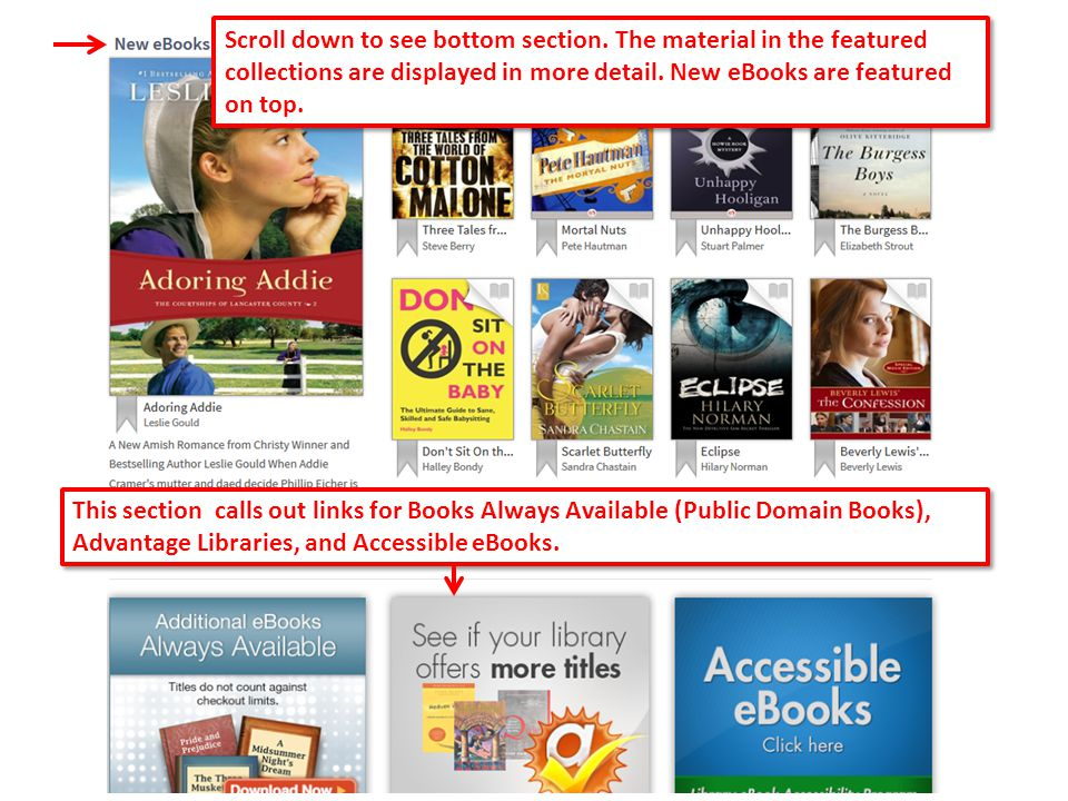27 It might be tempting now to click the Borrow button for a book we want.