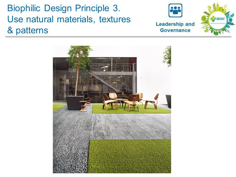 Biophilic Design Nature mimics info@minarc.com ' Surface View Interface looseleafstore.com.au