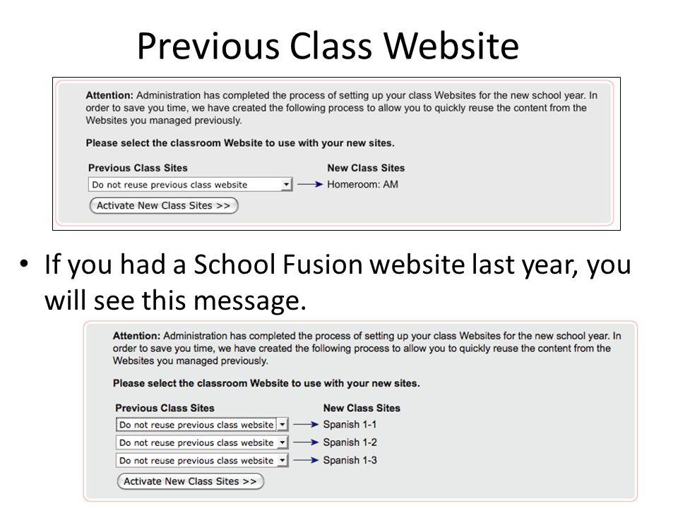 FusionTools: Quizzes Fill in details about the quiz (Name, description, Time limit, etc) Click Next