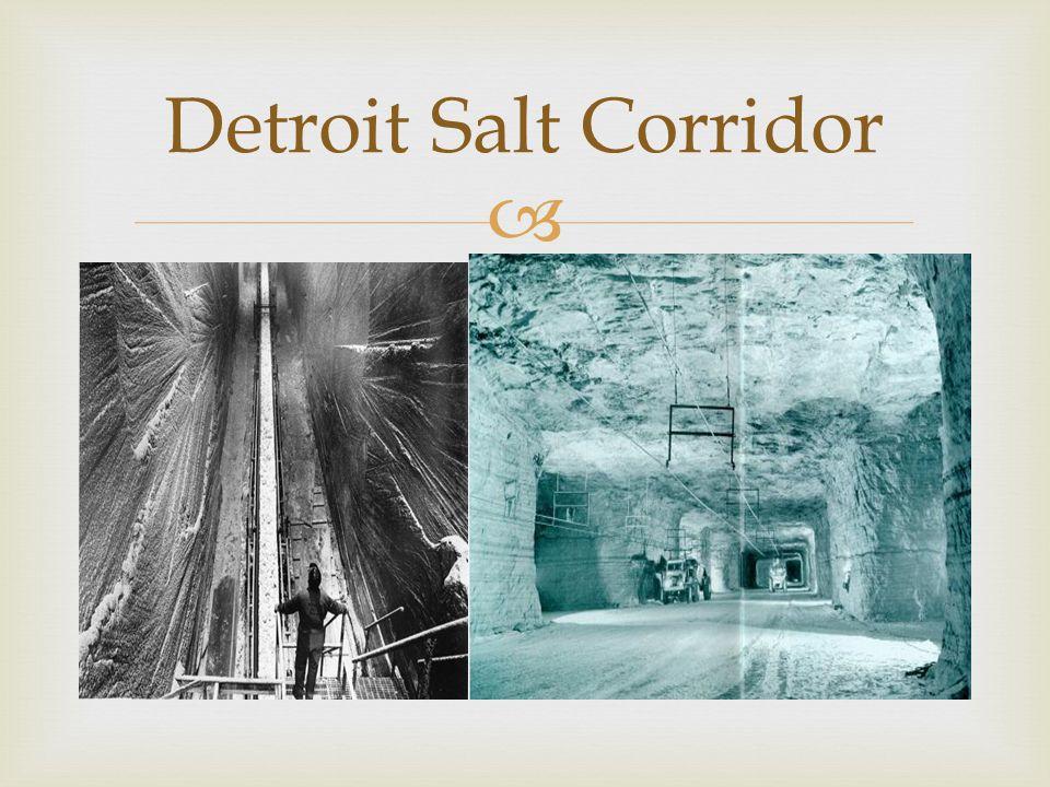  Detroit Salt Corridor
