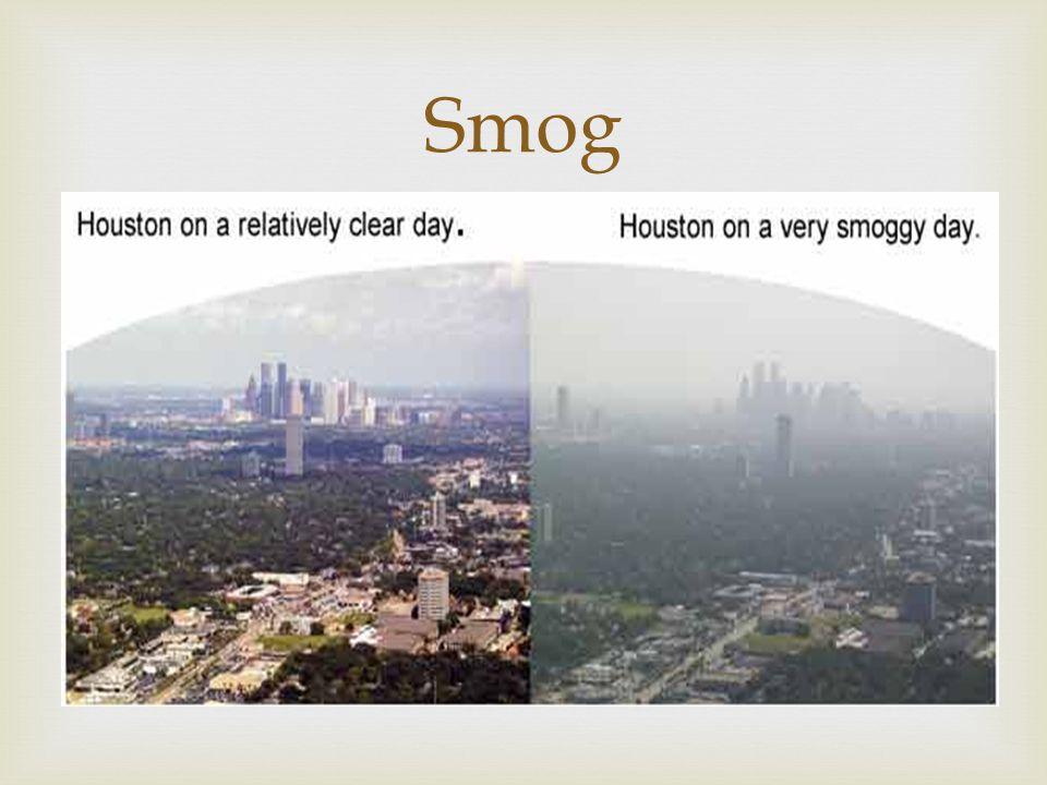  Smog