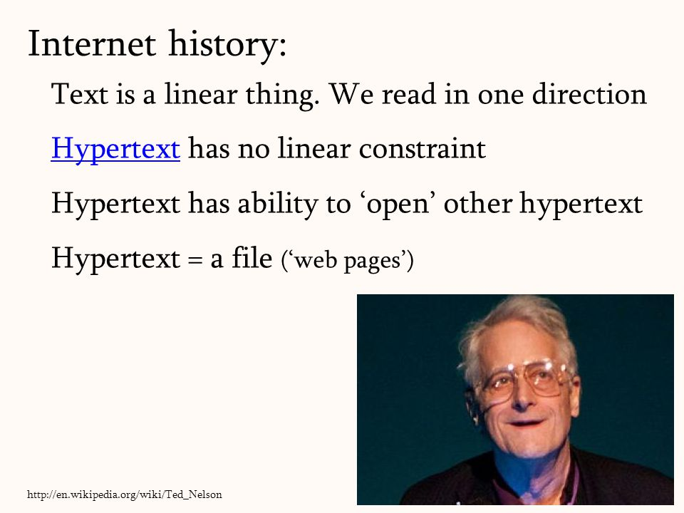 Original HTML: styles hard-coded into browser Solution: separate presentation from structure Currently 3 different 'generations' of CSS Idea of style sheets is not new (SGML) What was new: cascading History of CSS 50
