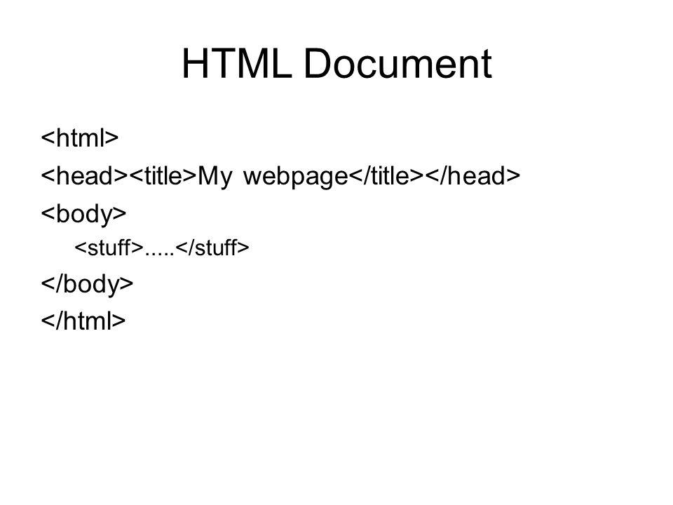 HTML5 http://www.vimeo.com/11862171 http://slides.html5rocks.com/#landing-slide