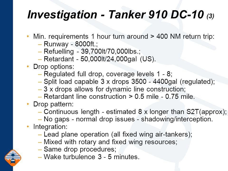 Investigation - Tanker 910 DC-10 (3) Min.