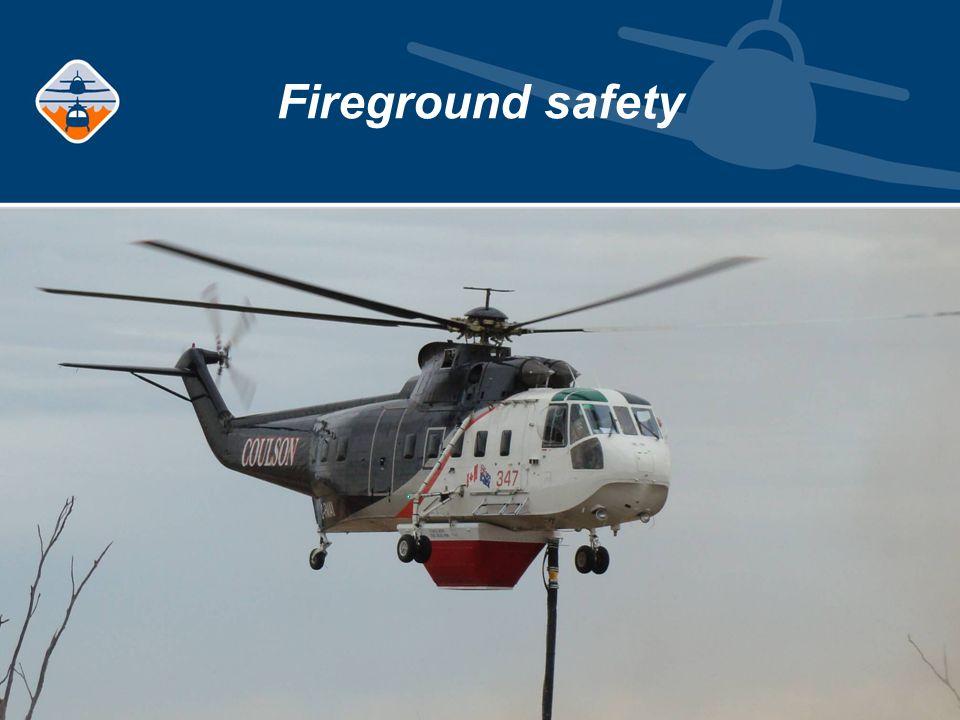 Fireground safety