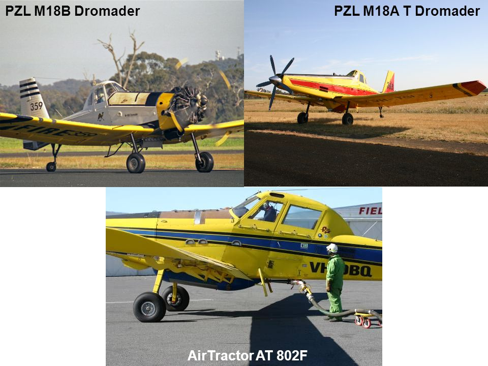 PZL M18B DromaderPZL M18A T Dromader AirTractor AT 802F