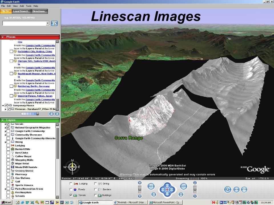 Linescan Images