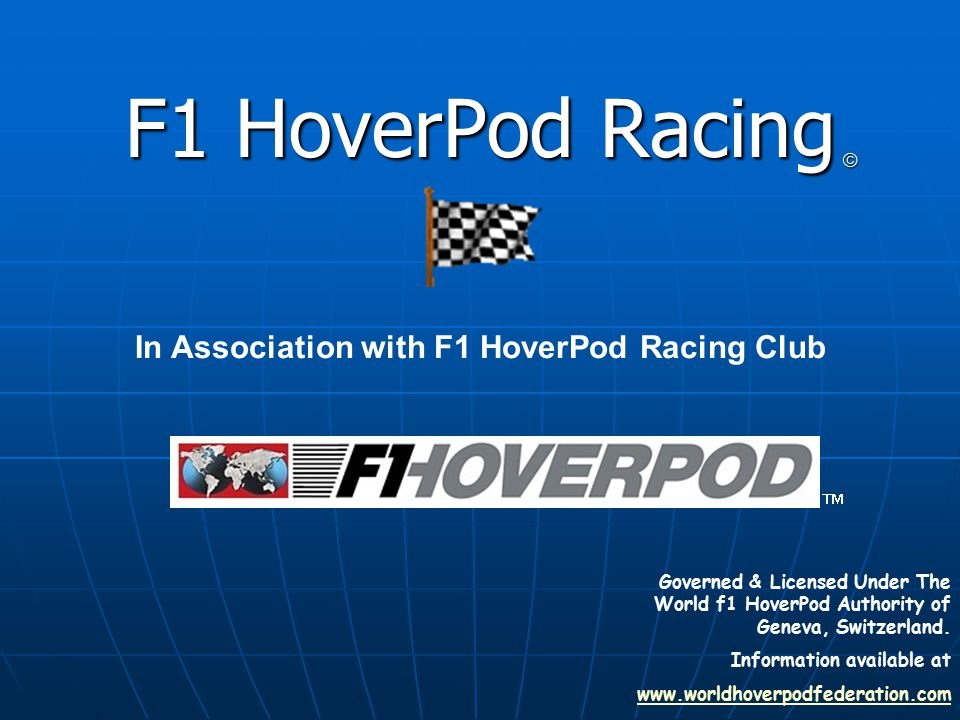 About Us The HoverPod Club is a new type of leisure business that sells itself to those with an adventurous spirit.