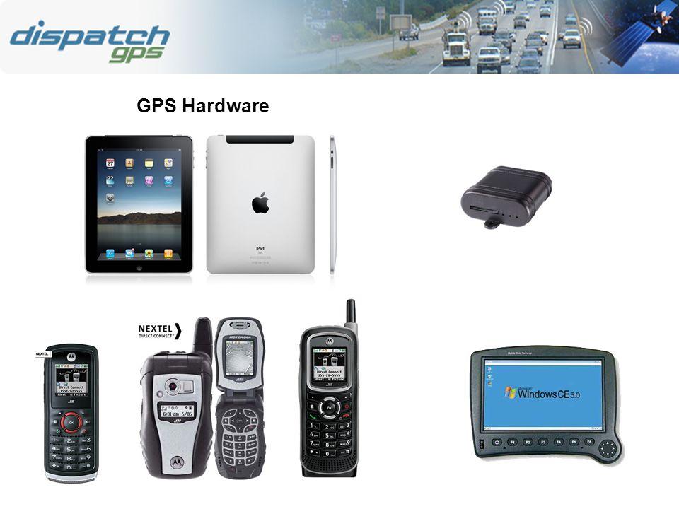 GPS Hardware