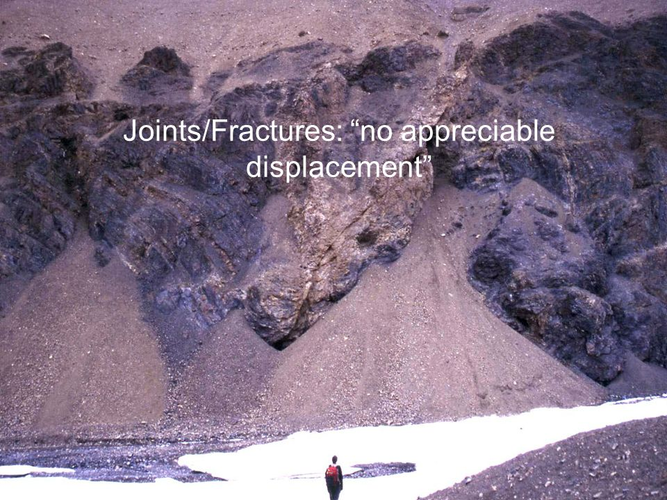 Joints/Fractures: no appreciable displacement