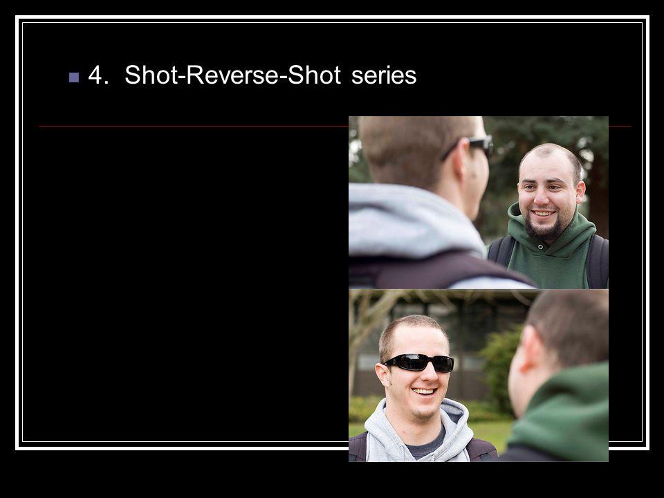 4. Shot-Reverse-Shot series