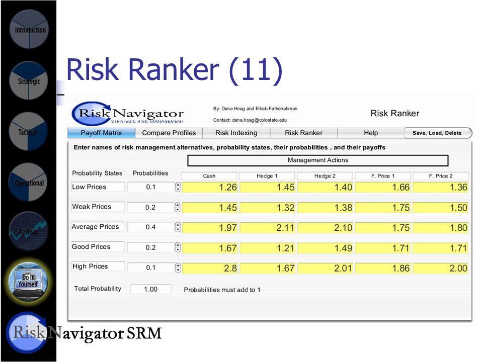 Risk Ranker (11)