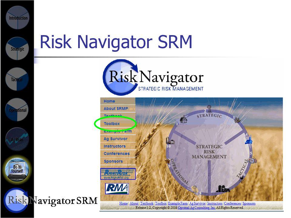 Risk Navigator SRM