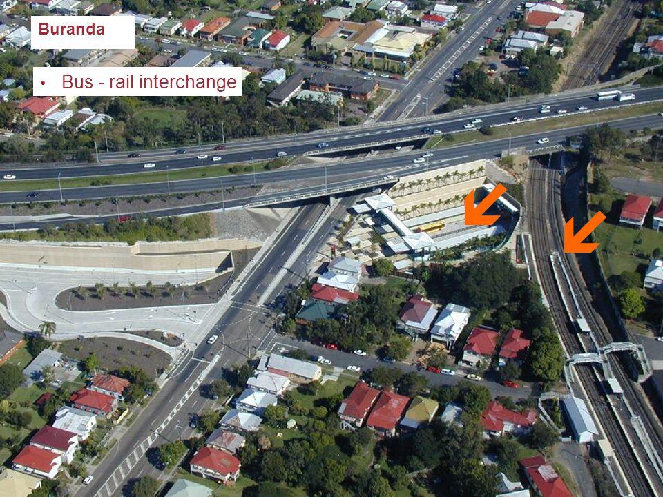 Buranda Bus - rail interchange