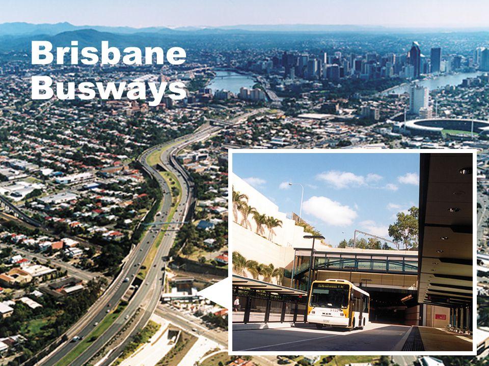 5 April 2005 Brisbane Busways