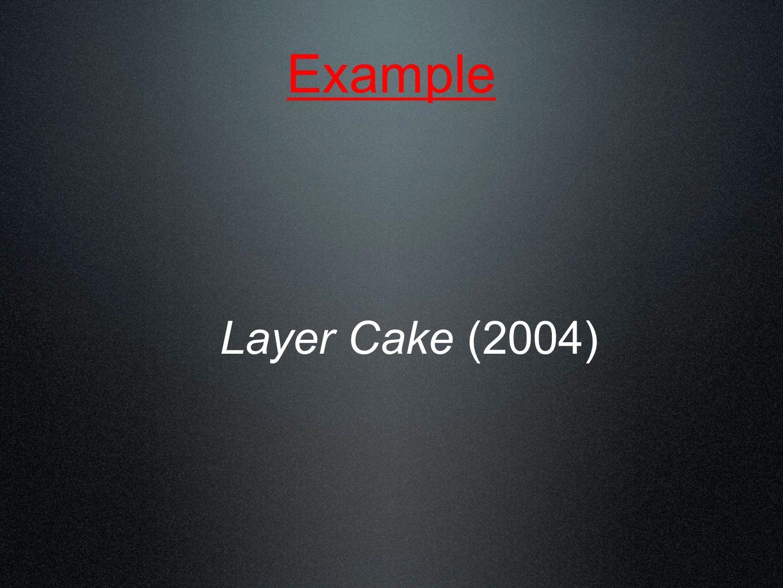 Example Layer Cake (2004)
