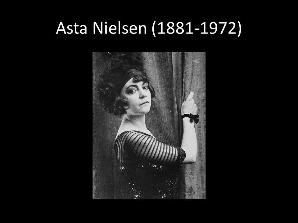 Asta Nielsen (1881-1972)