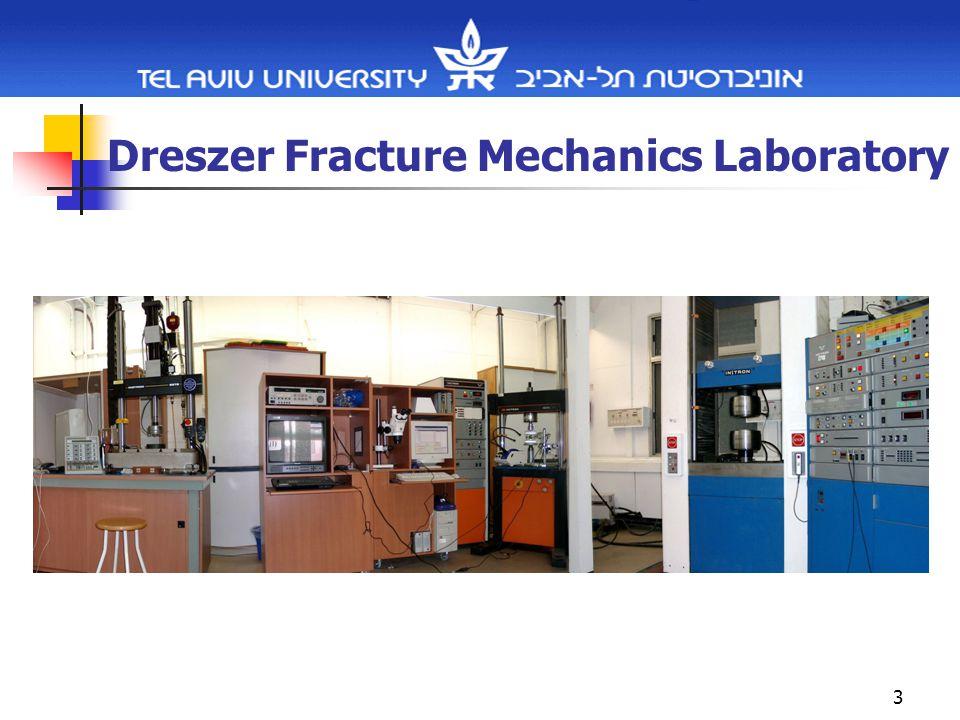 3 Dreszer Fracture Mechanics Laboratory