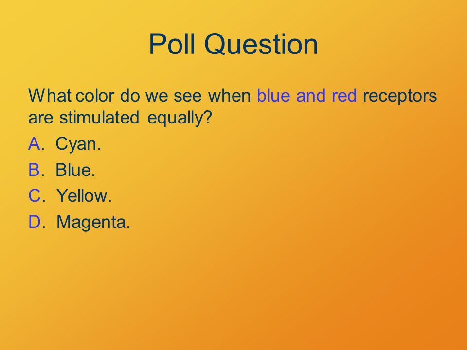 Bird and Reptile Color Vision Source: Scientific American, July 2006