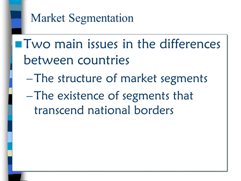 Communications Strategy Effectiveness of international communications can be impacted by: –Cultural barriers.