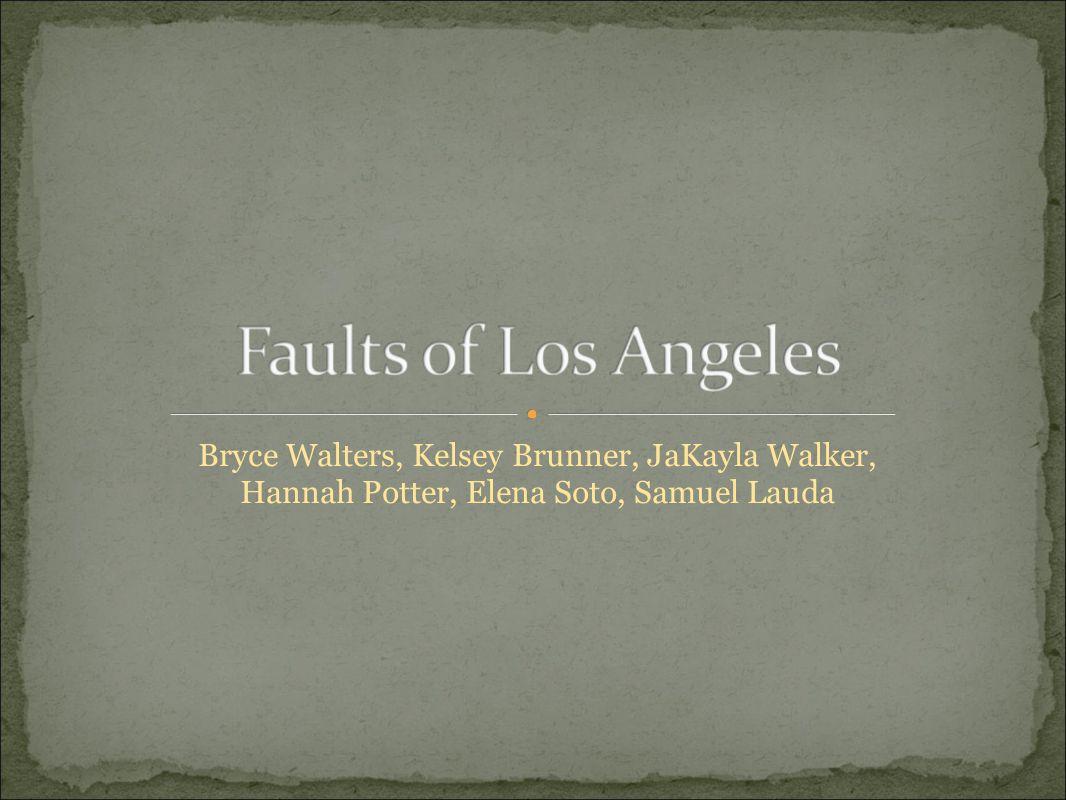 Bryce Walters, Kelsey Brunner, JaKayla Walker, Hannah Potter, Elena Soto, Samuel Lauda