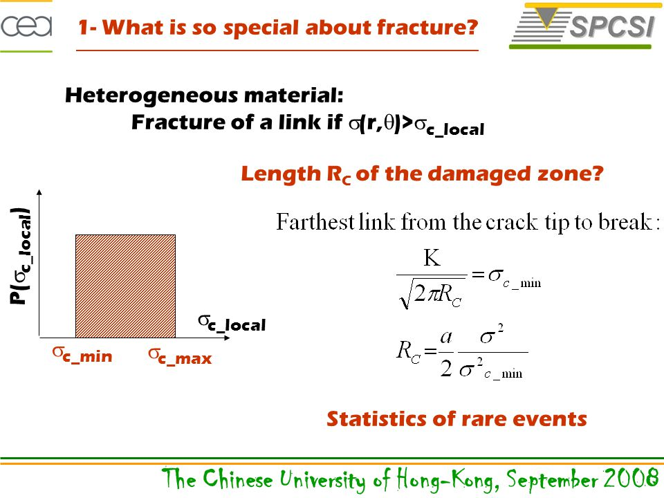 1- What is so special about fracture.