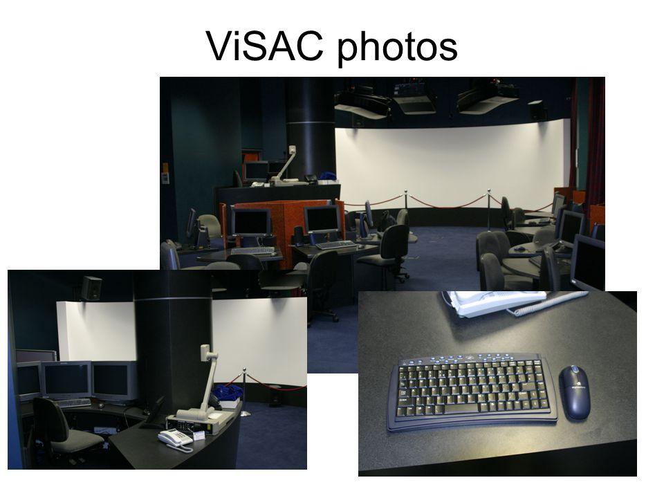 ViSAC photos
