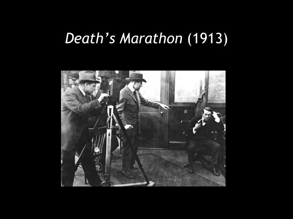 Death's Marathon (1913)