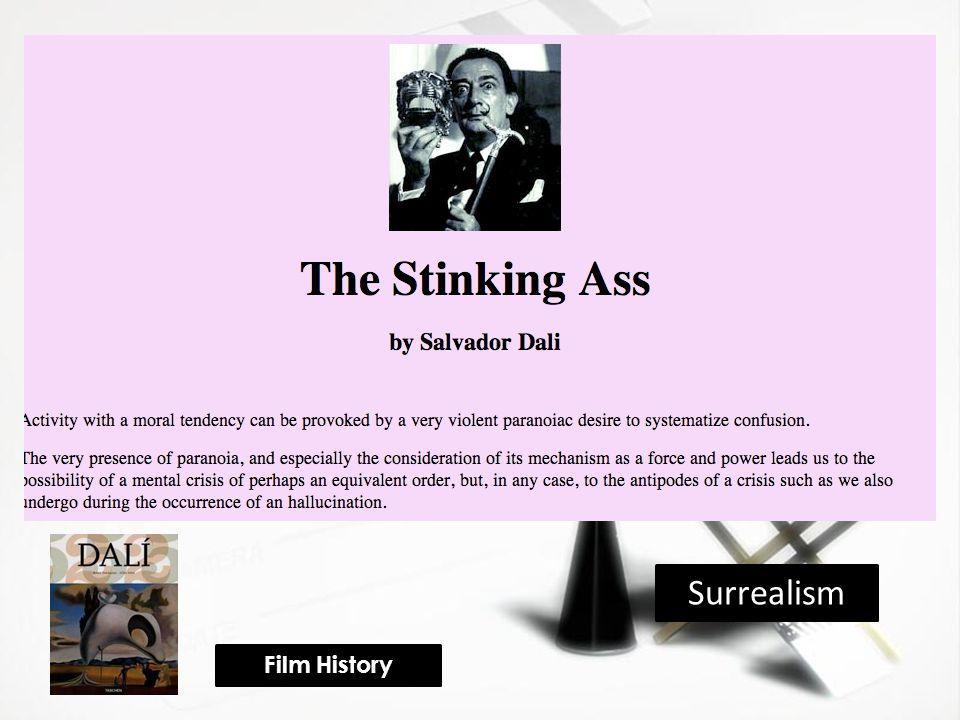 Surrealism Film History