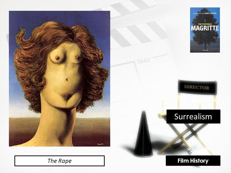 The Rape Surrealism Film History