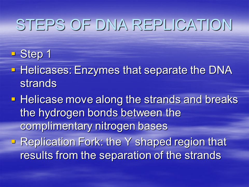How DNA replicates  DNA Replication is the process by which DNA is copied in a cell before a cell divides by mitosis, meiosis or binary fission.  Be