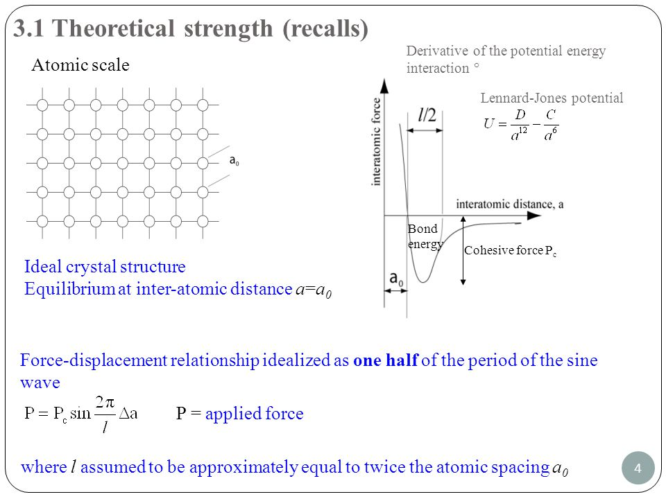 25 Energy release rate (ERR): By definition (Irwin 1956), Crack extension occurs when : Stability of the crack growth .