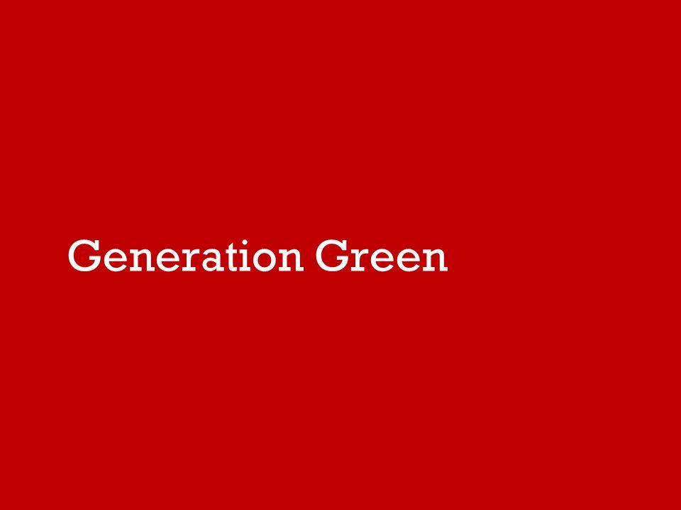 Generation Green