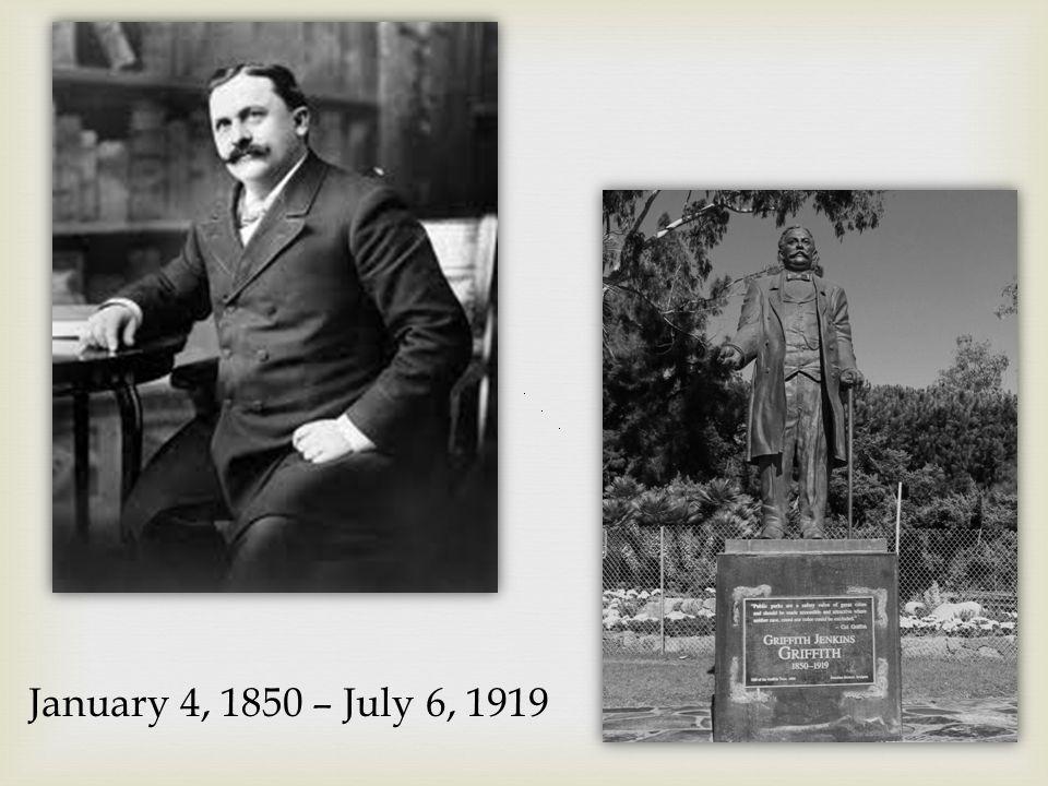 January 4, 1850 – July 6, 1919