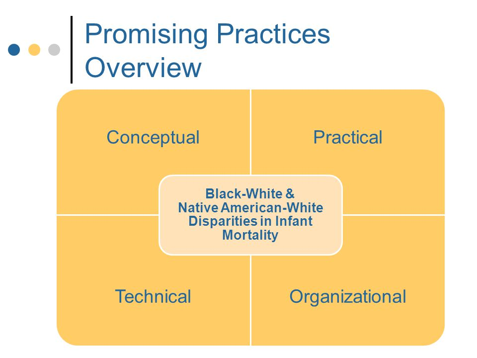 Promising Practices Overview