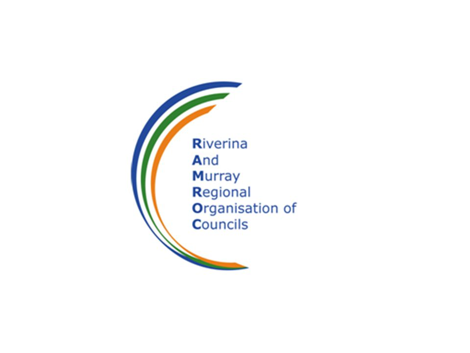 RIVERINA AND MURRAY REGIONAL ORGANISATION OF COUNCILS (RAMROC) PRESENTATION TO LOCAL GOVERNMENT REVIEW PANEL WEDNESDAY 1 ST AUGUST 2012