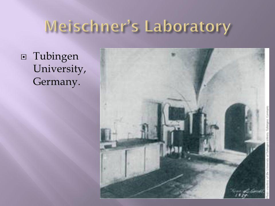  Tubingen University, Germany.