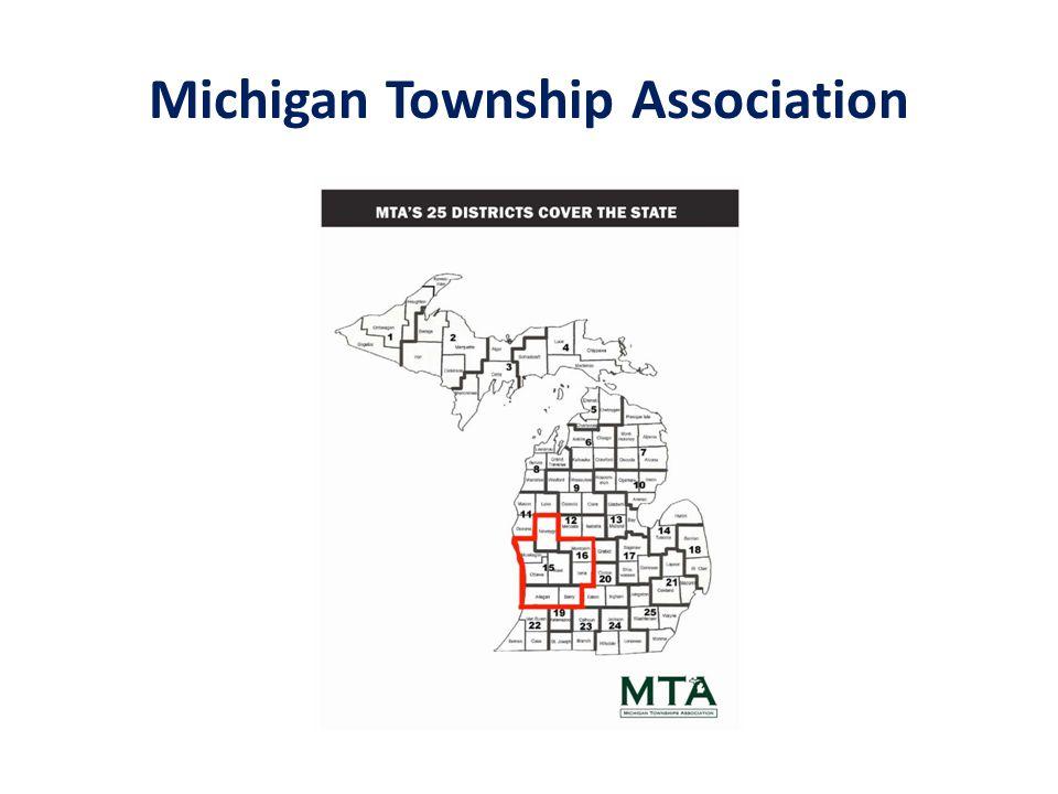Michigan Township Association