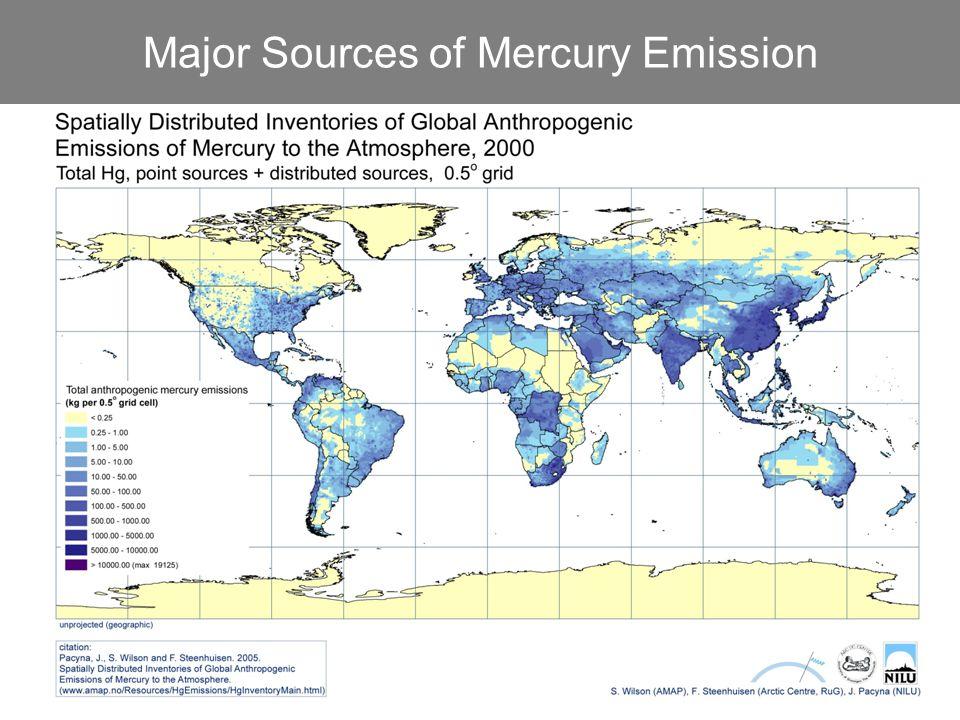 2009 Mercury Deposition