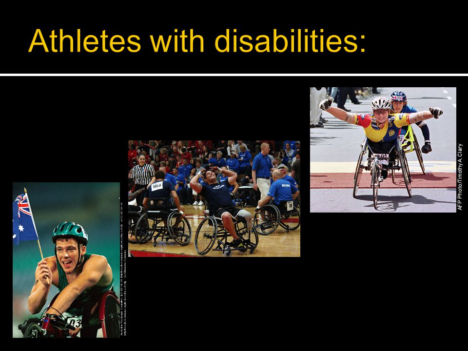 Australian Paralympic Committee [CC-BY-SA-3.0 (http://creativecommons.org/licenses/by-sa/3.0) or CC-BY-SA-3.0 (http://creativecommons.org/licenses/by-