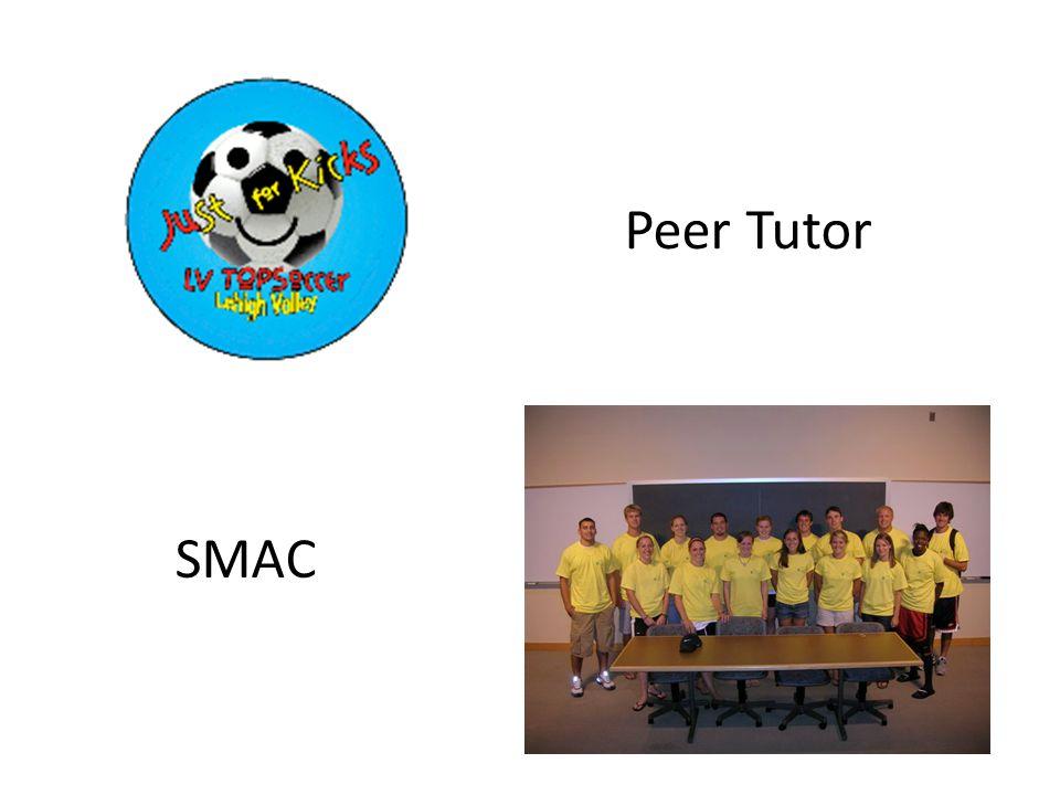 SMAC Peer Tutor