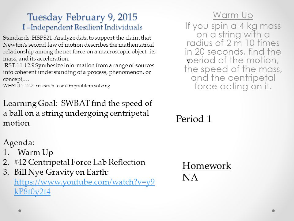 Newton's Law of Gravitation Practice HG#2 Use this equation for the following problems: F=(Gm 1 m 2 )/r 2 G=6.67x10 -11 Nm 2 /kg 2 2.