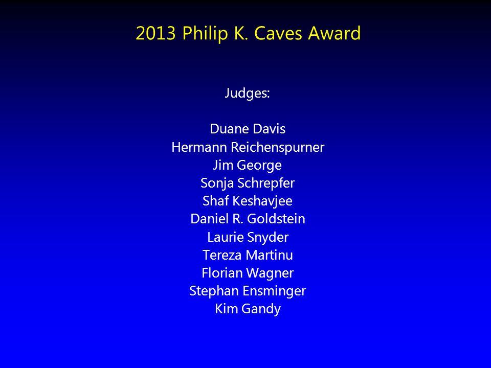 2013 Philip K.