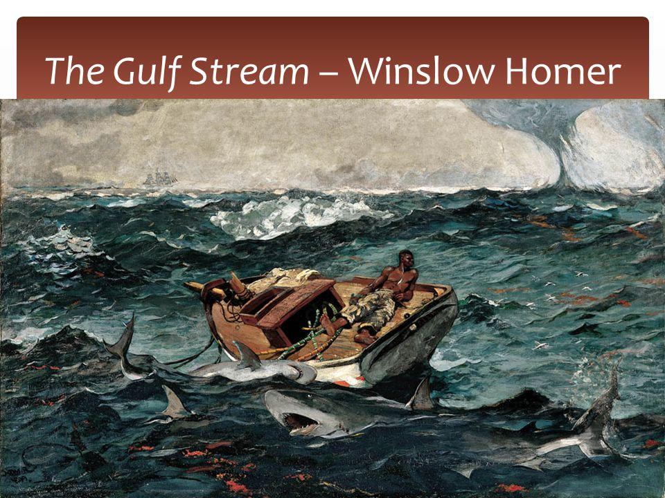 The Gulf Stream – Winslow Homer