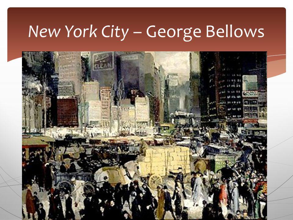 New York City – George Bellows
