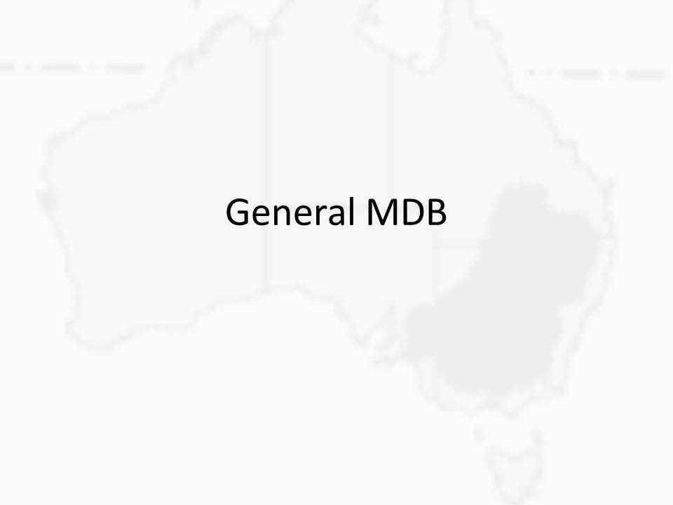 General MDB