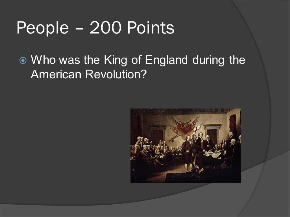 Battles – 400 Points  After which battle did the British surrender?