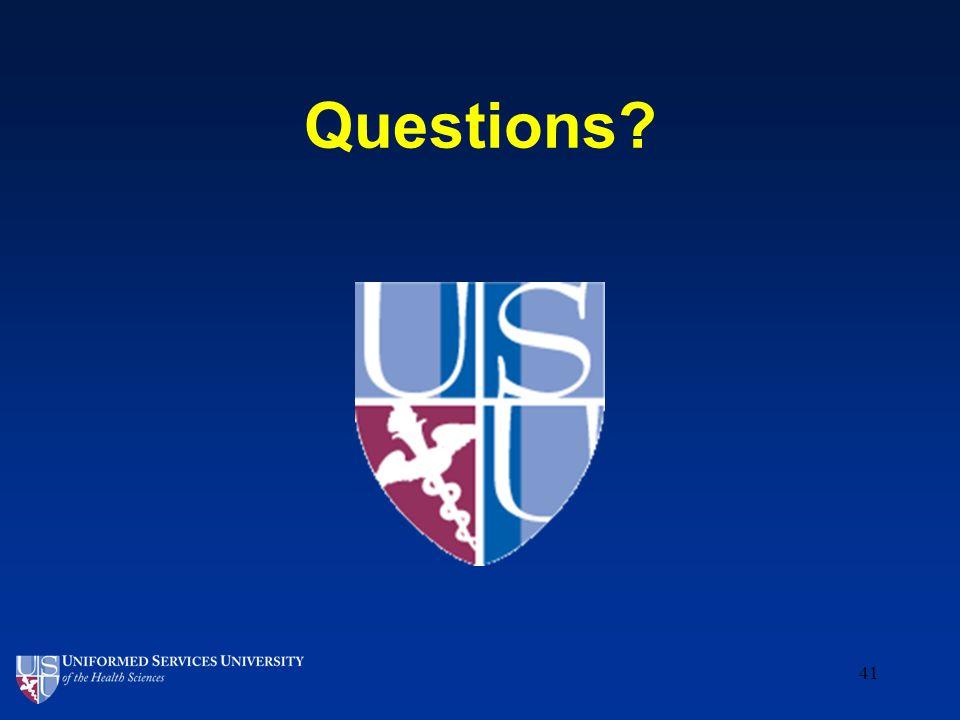 Questions 41