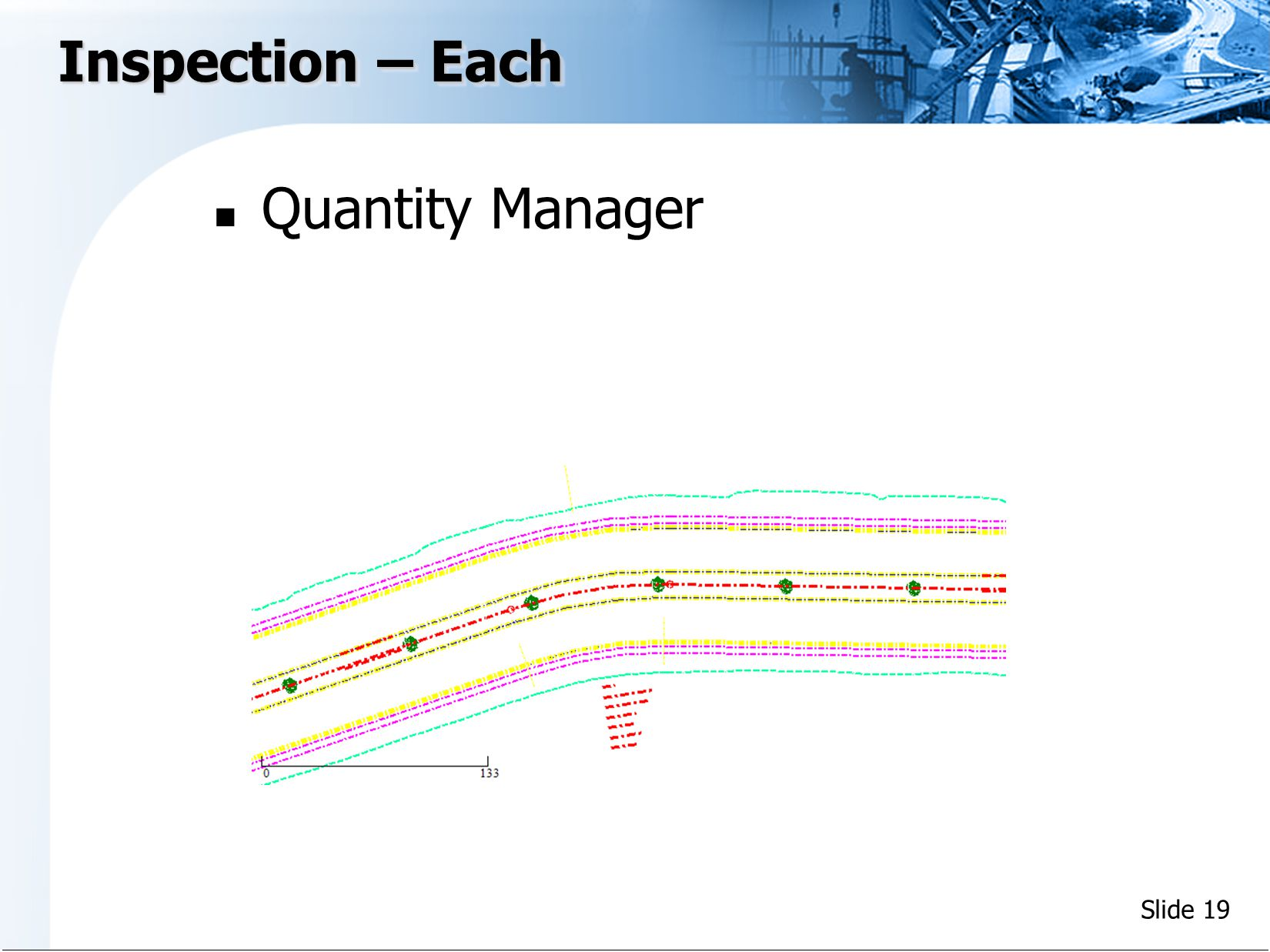 Inspection – Each Quantity Manager Slide 19